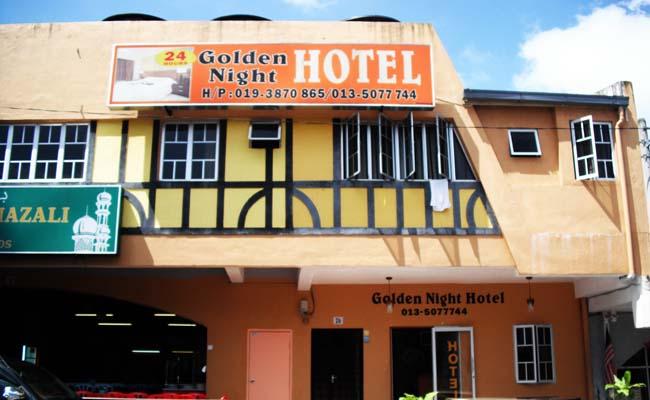 Golden Night Hotel Cameron Highlands