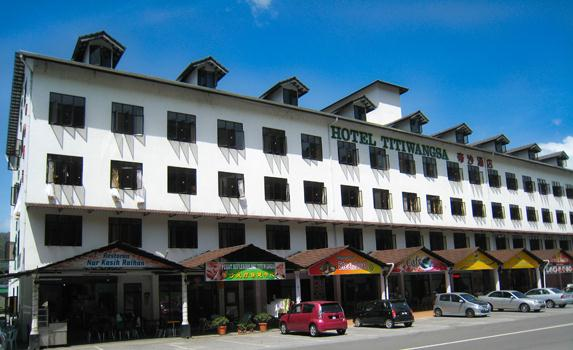 Hotel Titiwangsa Cameron Highlands